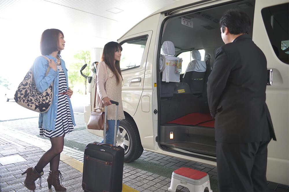 trip美人_タクシー乗車イメージ