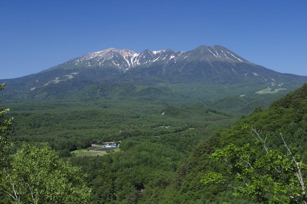 開田高原・御嶽山