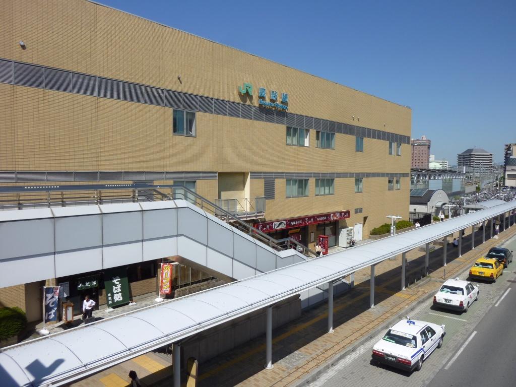 長野駅東口(解散)