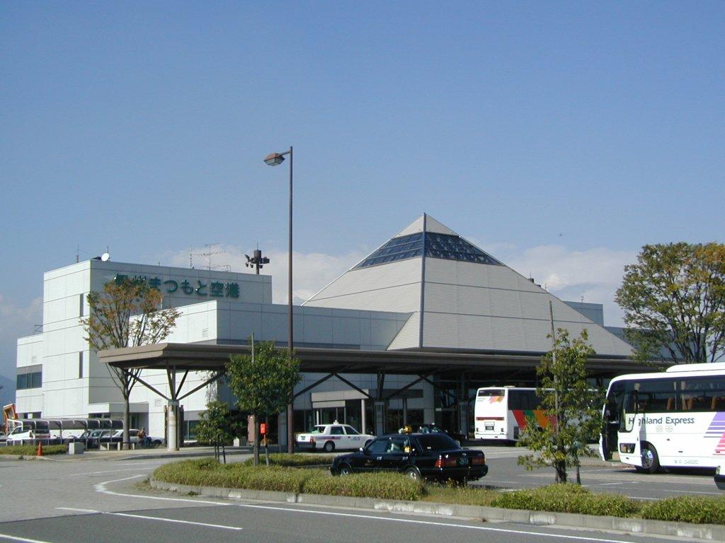 まつもと空港イメージ